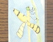 Bookmark, Dragonfly, Wate...