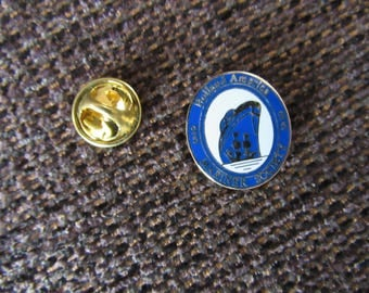 Vintage Holland America Mariner Society Lapel Pin Free Shipping