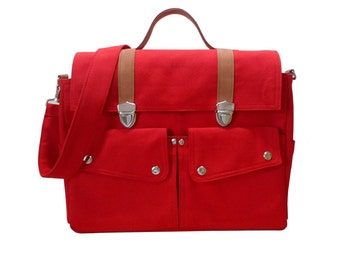 Red Messenger Bags/Handbags/Bags&Purses/School Bags/Canvas Bags/Backpacks/Shoulder Bags/Travel bags/Diaper Bag/Crossbody Bags