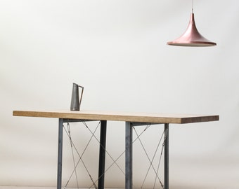 INDUSTRIAL Tension Wire Table [Bespoke sizes!] kitchen, modern
