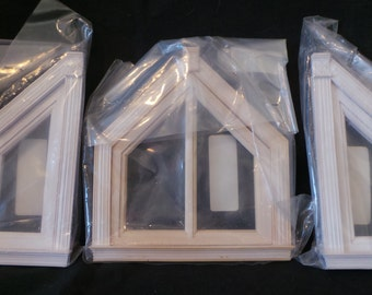 Dollhouse windows Etsy