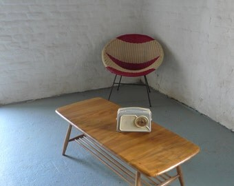 now SOLD - Ercol Coffee Table Mid-century Vintage Retro
