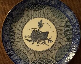 Large Decorative Plate