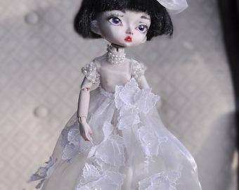 Porcelain BJD  White by JUN Art Doll