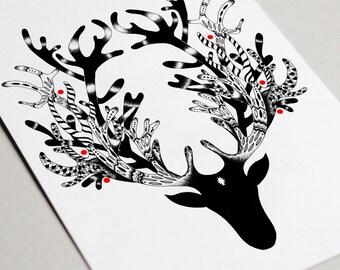 "Print ""Deer, oh dear!"""