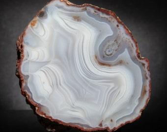 Polished Agate Geode AGA5