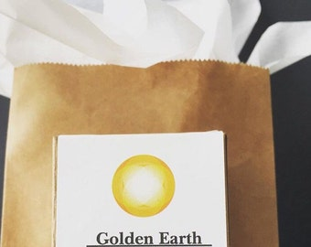 Golden Earth MCT | Raw Acidic Hemp Oil Blend