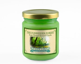 The Forbidden Forest - Scented Soy Candle