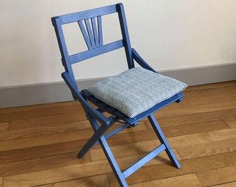 Children's Chair folding vintage