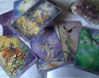 Tarot Reading ~ 10 cards