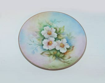 Hand Painted  Plate Luft -  1253
