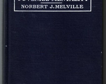 Standard Method of Testing Juvenile Mentality by the Binet-Simon Scale and the Porteus Scale of Performance Tests by Melville 1920