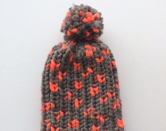 Handknit Hat for Child