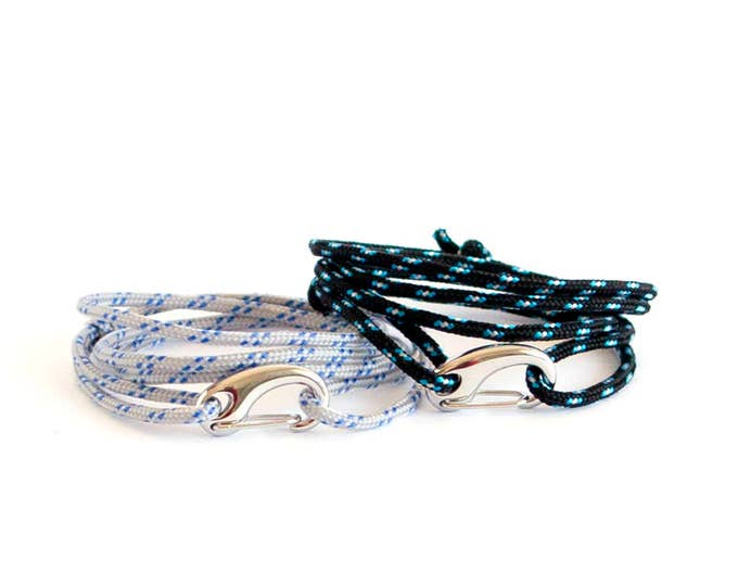 Wrap Bracelet, Men's Bracelet, Wrap Around Bracelet, Gift For Boyfriend