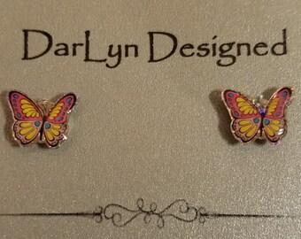 Magnetic earrings!