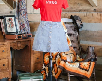 SALE was 20 - Vintage Coca Cola T-shirt