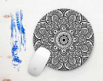 Cute Mouse Pad Etsy