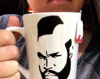 Mr T Mug for Tea