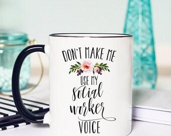 Social Worker, Social worker Gift, Social Work Grad Gift, Social Work Mug, Social Work Gift, Social Work Mug, Gift for Social Worker,