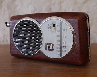 Small transistor Optalix 1972
