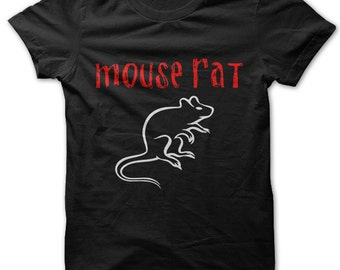 Mouse Rat Andy Dwyer band t-shirt