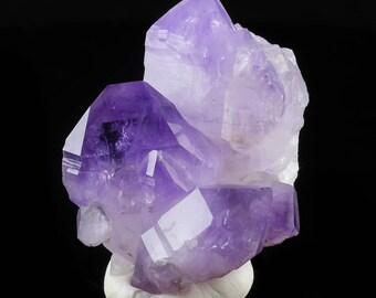 5.5cm AMETHYST QUARTZ Crystal - Raw Amethyst Crystal, Quartz Point, Raw Crystal Point, Healing Crystal, Chakra Crystal 13536