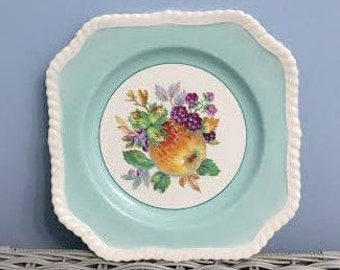 Set Vintage Johnson Bros Plates