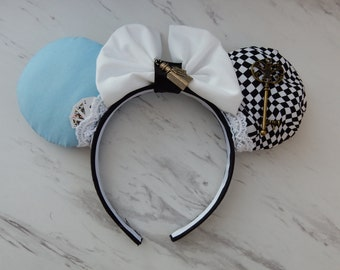 Alice in Wonderland Minnie Ears