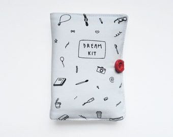 Dream Kit has everything included / Cartuchera Dream Kit con todo Incluído
