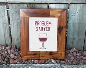"""Printable Wine Art """"..."""