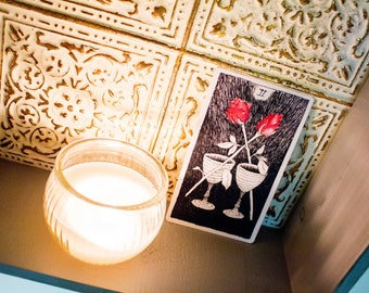 Love Tarot Reading -  Find love - Psychic Reading - One Question Custom Reading - Email PDF