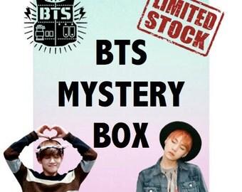 BTS Kpop Mystery Box