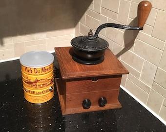 Electone Coffee Grinder Tube Radio / MP3 / Guitar Amp