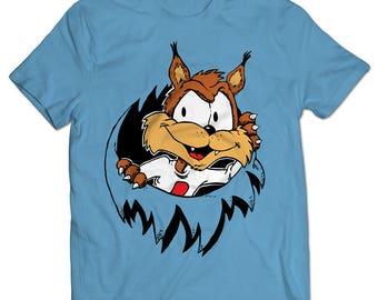 Bubsy T-shirt