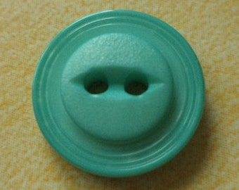 14 buttons 15mm Turquoise (907) button