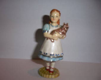 Aurora Hidden Treasures Dorothy and Toto from The Wizard of Oz Trinket Box
