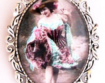Belle Époque - Giselle brooch