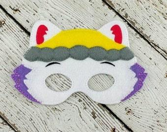 Everest Pup - Snow Pup - Party Favor - Halloween Costume