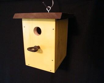Birdhouse - Single-family dwelling