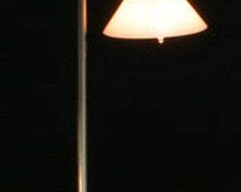 Dollhouse Miniature 1:12 Scale Modern Lighting Floor Lamp 12v NEW