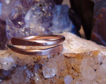 Adjustable Small Flared Copper Rings