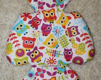 Handmade Newborn Insert 4moms mamaRoo rockaRoo Bright Owl
