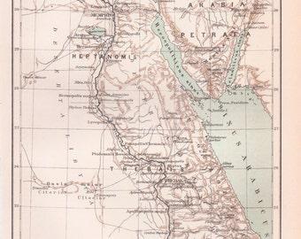 Vintage san francisco map  Etsy