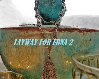 Layaway for Edna, payement 2