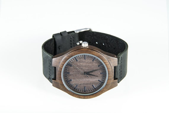 personalized watches for mens vintage mens by wooddesin