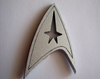 Star Trek Confederation Fridge Magnet