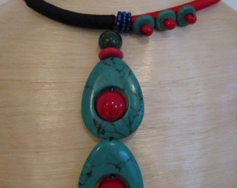 Oriental Inspired Choker Necklace NK4036i