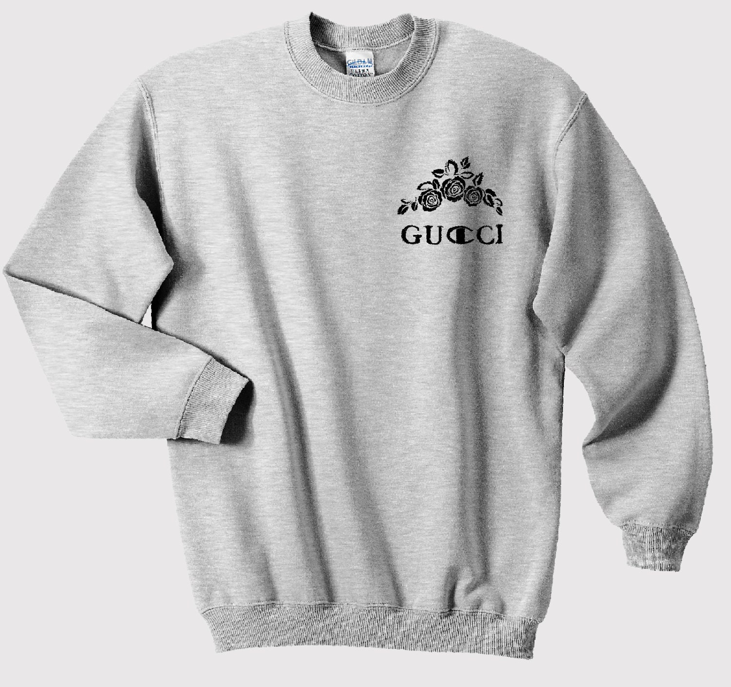 gucci champion hoodie on the hunt