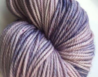 Bagsy / 100% Super Wash Merino/ hand dyed sock yarn