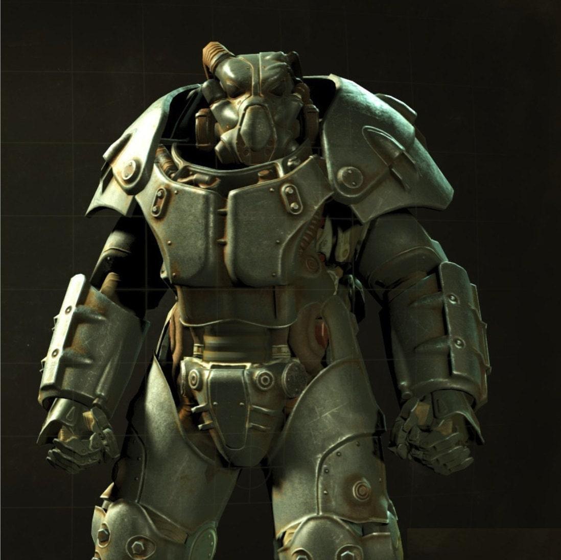 Fallout  Build Combat Armor